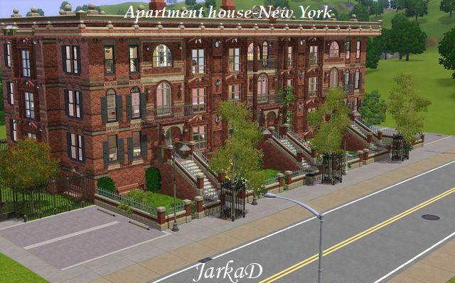 Bytov d m apartment house new york jarkad sims3 blog for Veltroni casa new york