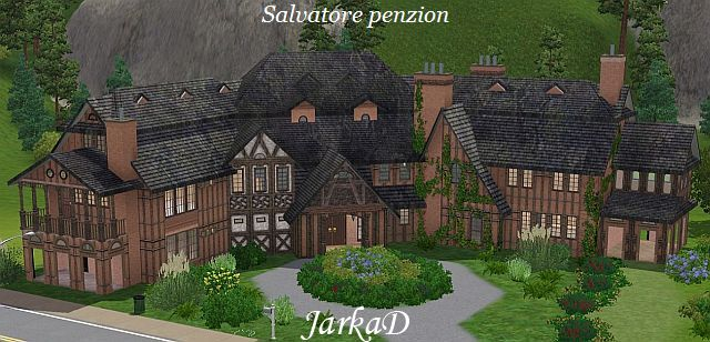 Georgian Cottage in addition Tudor as well Oh This This Is Nothing Just A Castle For Sale together with Cottage House Style Home Tour together with Storybook Homes. on tudor cottage house plans