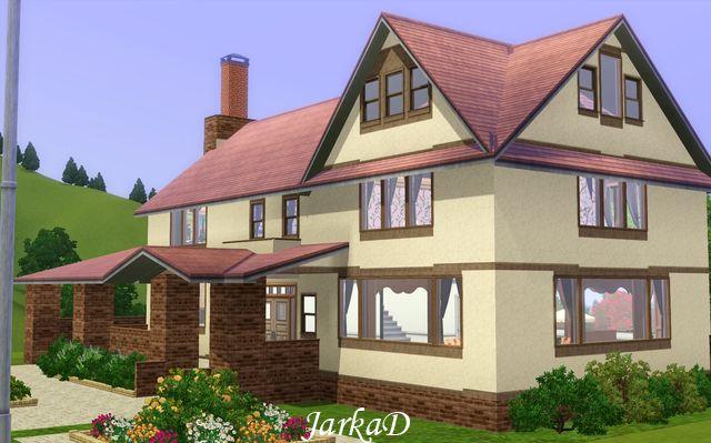 D m krok za krokem house step by step jarkad for Building a home step by step
