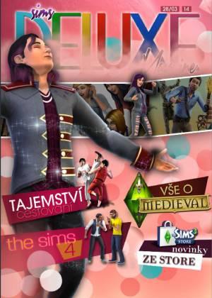 SimsDelexe magazine